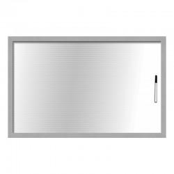 Silverboard Magnetisk, 45x60cm