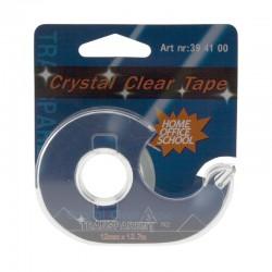 Kristall tejp 12mmx12,7m Blist