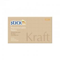 Kraftblock, 76x127, 100b
