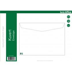 Kuvert C5 10st. Vita FH