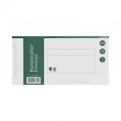 Kuverter M65 25st. 80G P&S