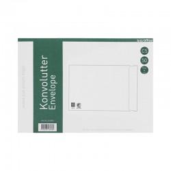 Kuverter C5P 50st. 80G P&S