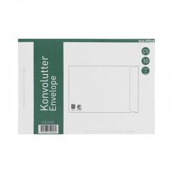 Kuverter C5P 10st. 80G P&S