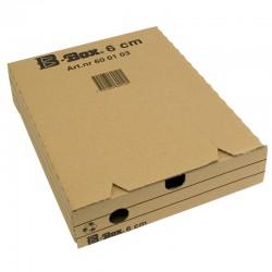 Arkivbox B-Box 6cm, Brun