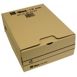 Arkivbox B-Box 12cm, Brun