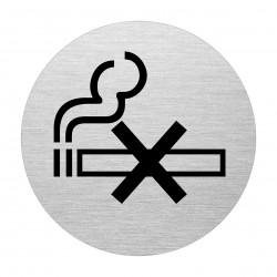Dörrskylt, Rökning Förbjuden