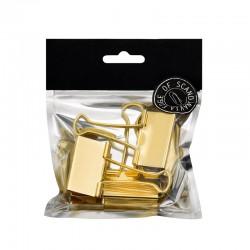 EDGE P.Klämma 3x41mm, Guld