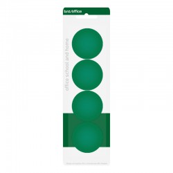 Magneter 40mm 4st, Grön