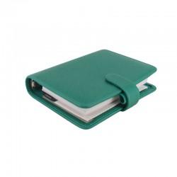 Saffiano Pocket, Aqua