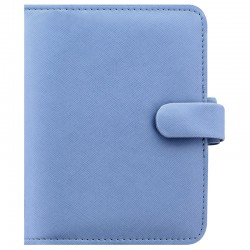 Saffiano Pocket, Vista Blue