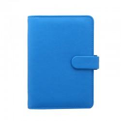 Saffiano Fluoro Personal, Blue
