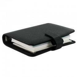 Saffiano Pocket, Black