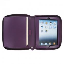 Pennybridge A5 Ipad,purple zip