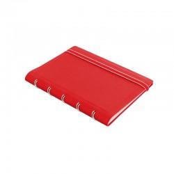 Pocket Notebook Linj. Red