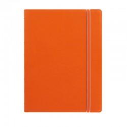 A5 Notebook Linjerad, Orange