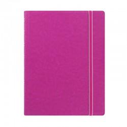 A5 Notebook Linjerad, Fuchsia