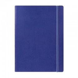 A4 Notebook Linjerad, Blue
