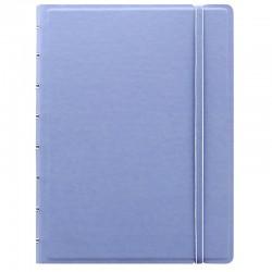 A5 Notebook Linjerad,VistaBlue