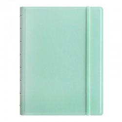 A5 Notebook Linjerad, Duck egg