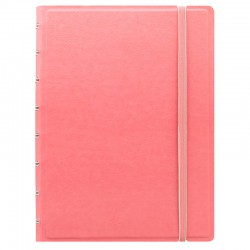 A5 Notebook Linjerad, Rose