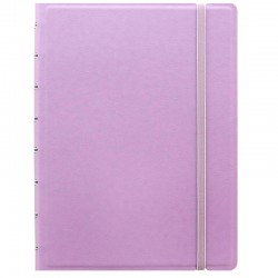 A5 Notebook Linjerad, Orchid