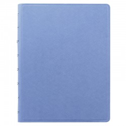 A5 Notebook Linj.SaffianoV.Blu