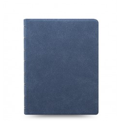 Notebook A5 Blue Suede