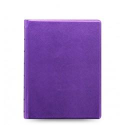 Notebook A5 Metallic  Violet