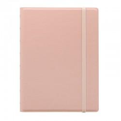 Notebook A5 Class. Past. Peach