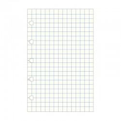 Pocket Notebook Refill, Rutat