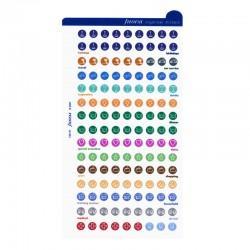 Personal/A5 Stickers symboler
