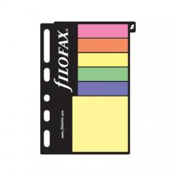 Pocket Stick-on-notes 5 färger