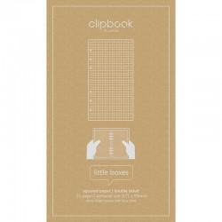 Clipbook Pers Refill Rutat