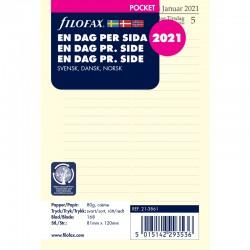 Dagbok Pocket 2021 D/S S/D/N