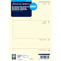 Dagbok A5 2021, V/U, SDN