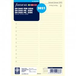Dagbok A5 2021 D/S S/D/N