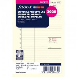 Dagbok Pkt 2020 V/U Vert S/D/N