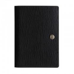 Chester Passport Cover, Black