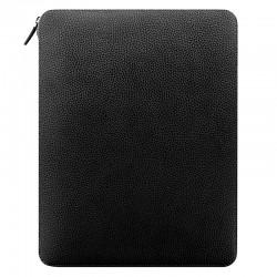 Finsbury A4 Zip Folio Black