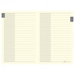 Adressbok Pocket, A-Z