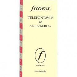 Telefon Tavle DK, Beige