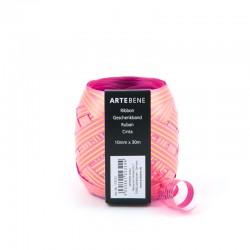 Presentband guld/rosa 30m