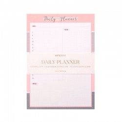Daily planner dotted 16,3x23cm