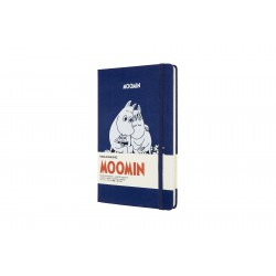 Limited Moomin, R, L, Blue