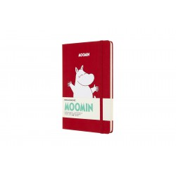 Limited Moomin, R, L, Red