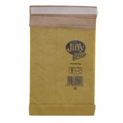 Jiffy PAD Nr 7 5x10st, Brun