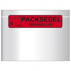Packsedel/Packlist C5 1000/fp