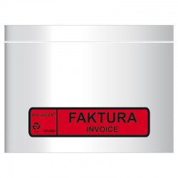 Faktura/Invoice C6 1000/fp