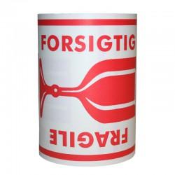 Etk.Forsigtig(glas)Fragile XL