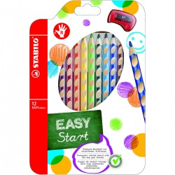 STABILO EASYcolors 12st, Right